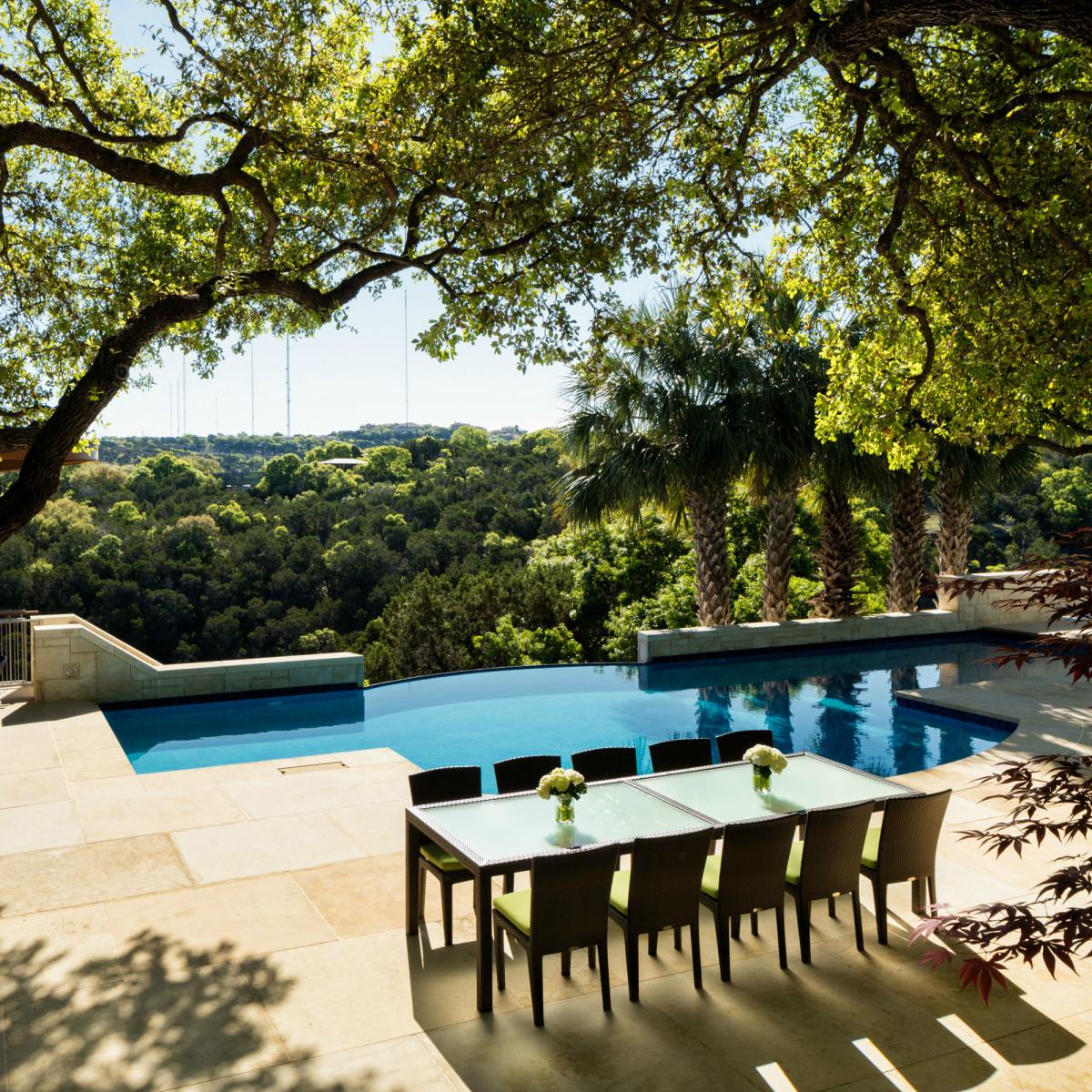 Austin house home 101 Pascal Lane Weslake Rob Roy neighborhood pool patio