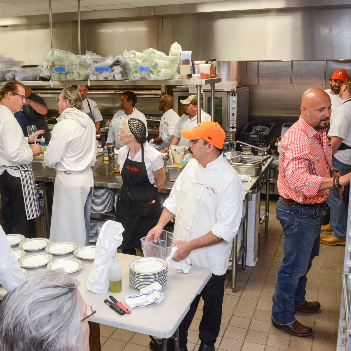 Recipe for Success 10th anny dinner, 5/16  party in the kitchen
