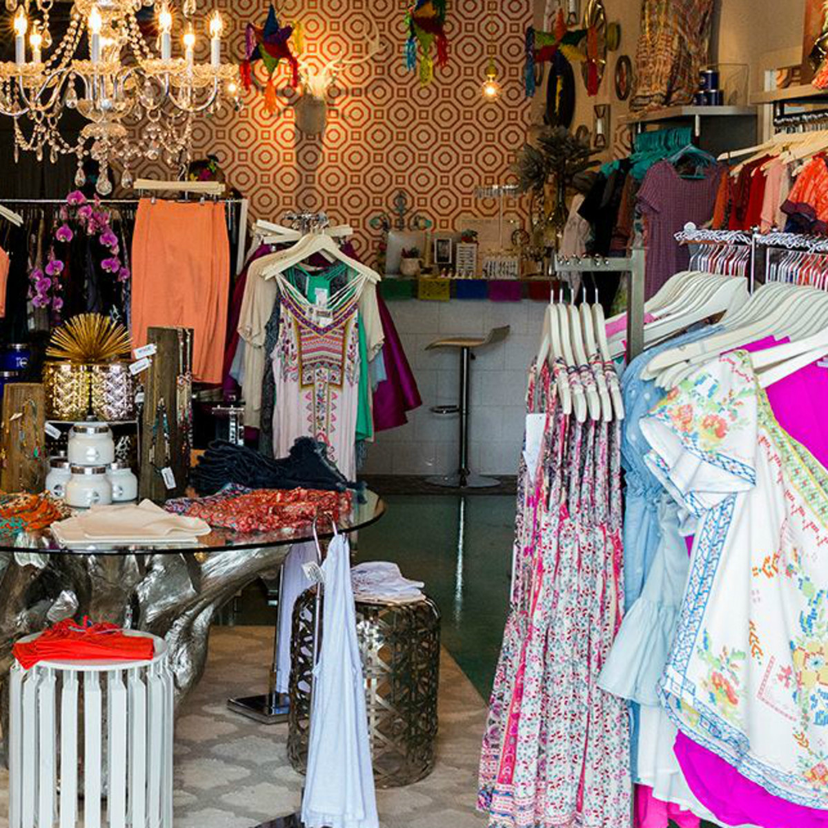 Voge Boutique San Antonio shop interior