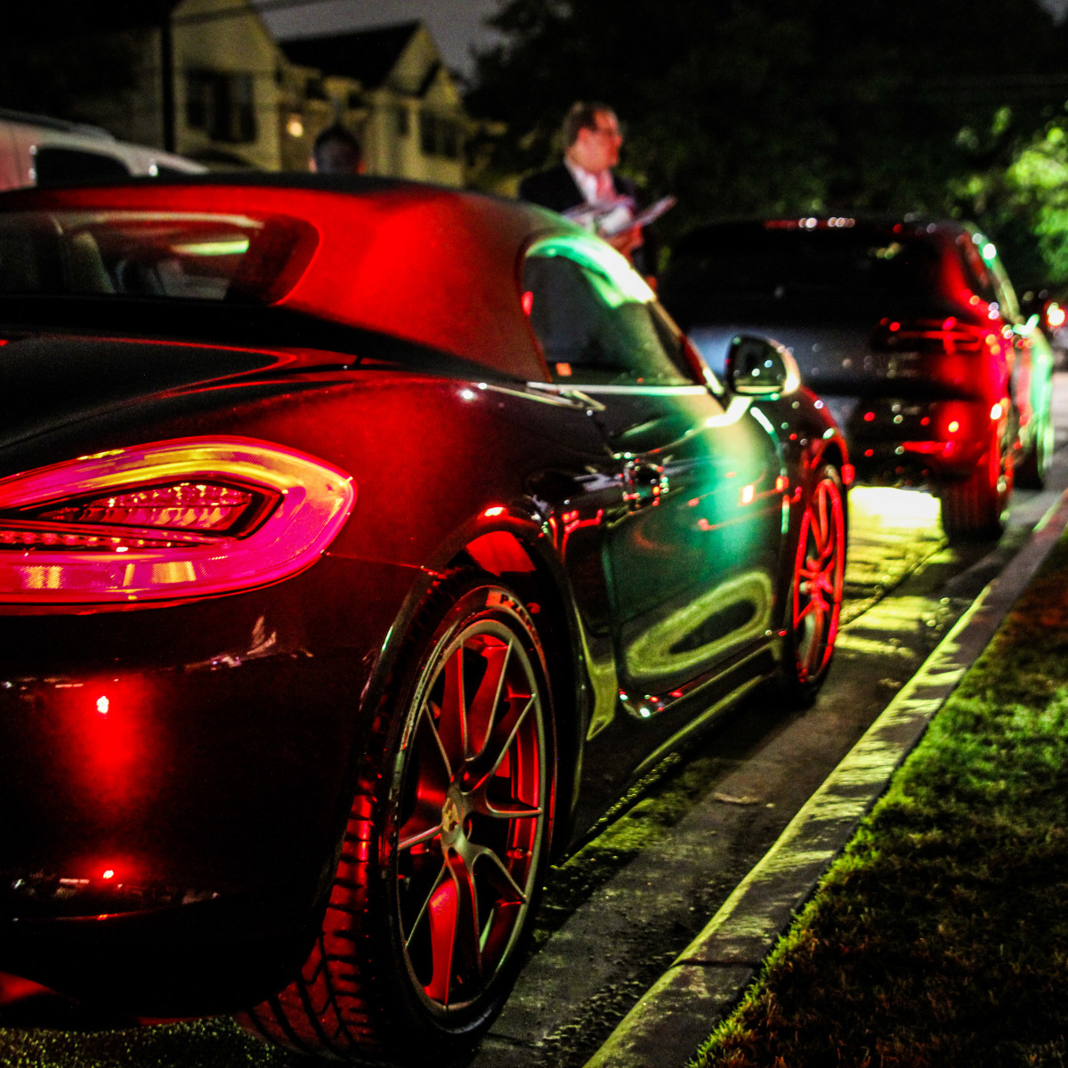 Tastemakers Houston 5/16  Porsche