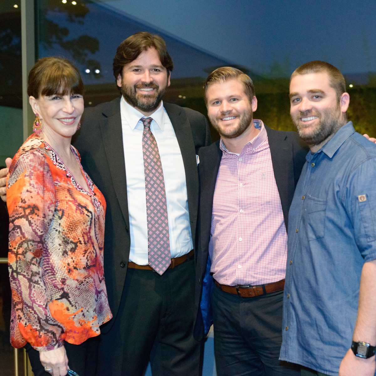 Tastemakers Houston 5/16 Shelby Hodge, Bryan Caswell, Matt Crawford, Bobby Matos