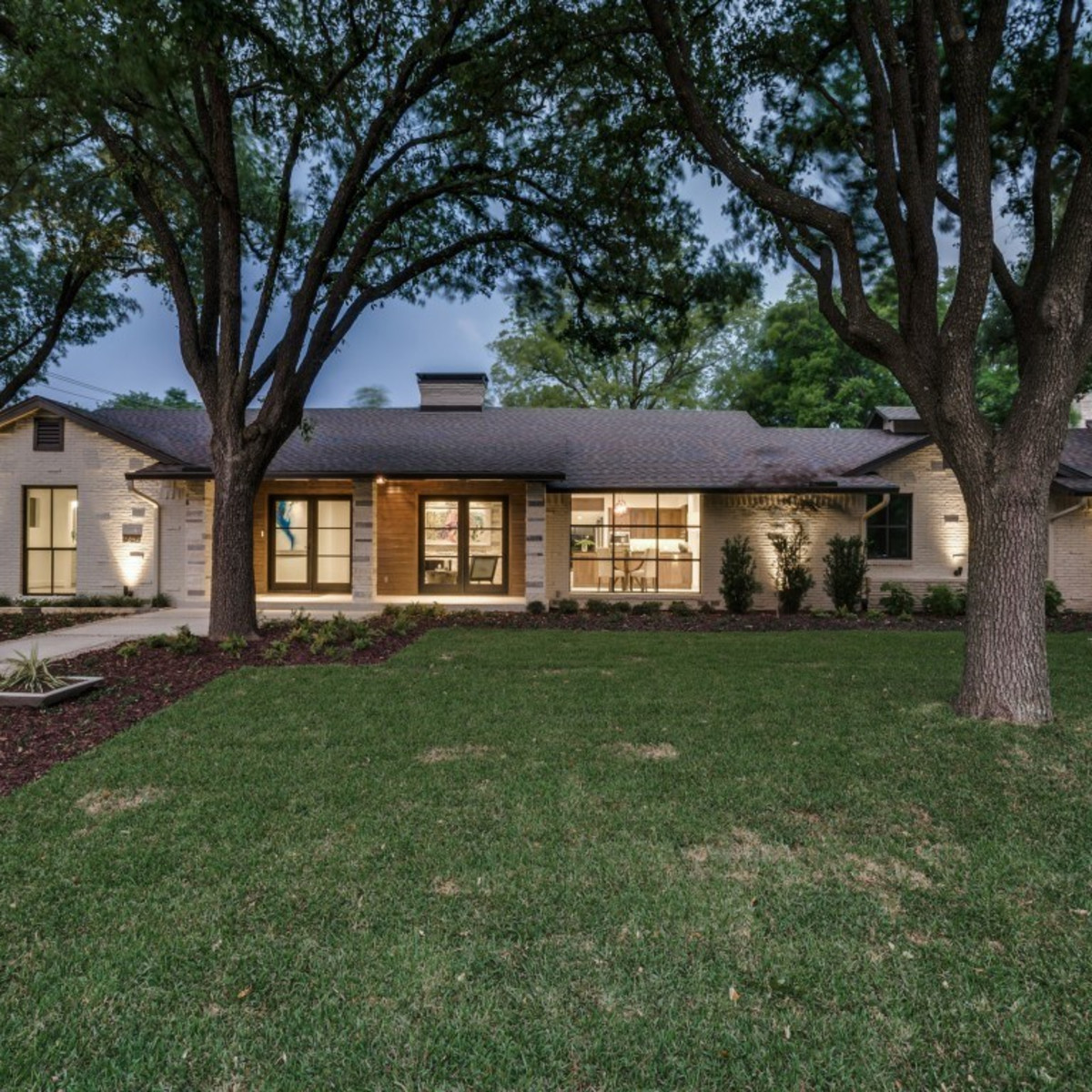 dallas home, 7242 midbury drive
