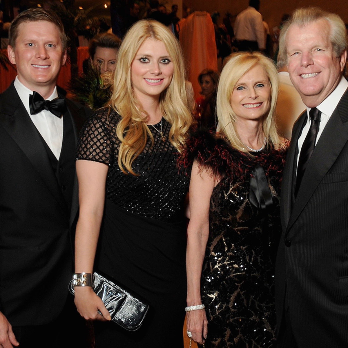 Symphony Ball 5/16, Bill Gutknecht and Christine Falgout-Gutknecht, Jo Lynn and Greg Falgout.