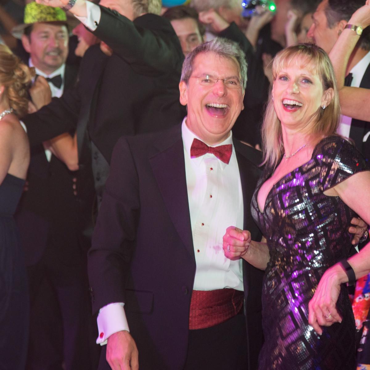 Memorial Hermann Gala 5/16  Roland Garcia, Karen Garcia