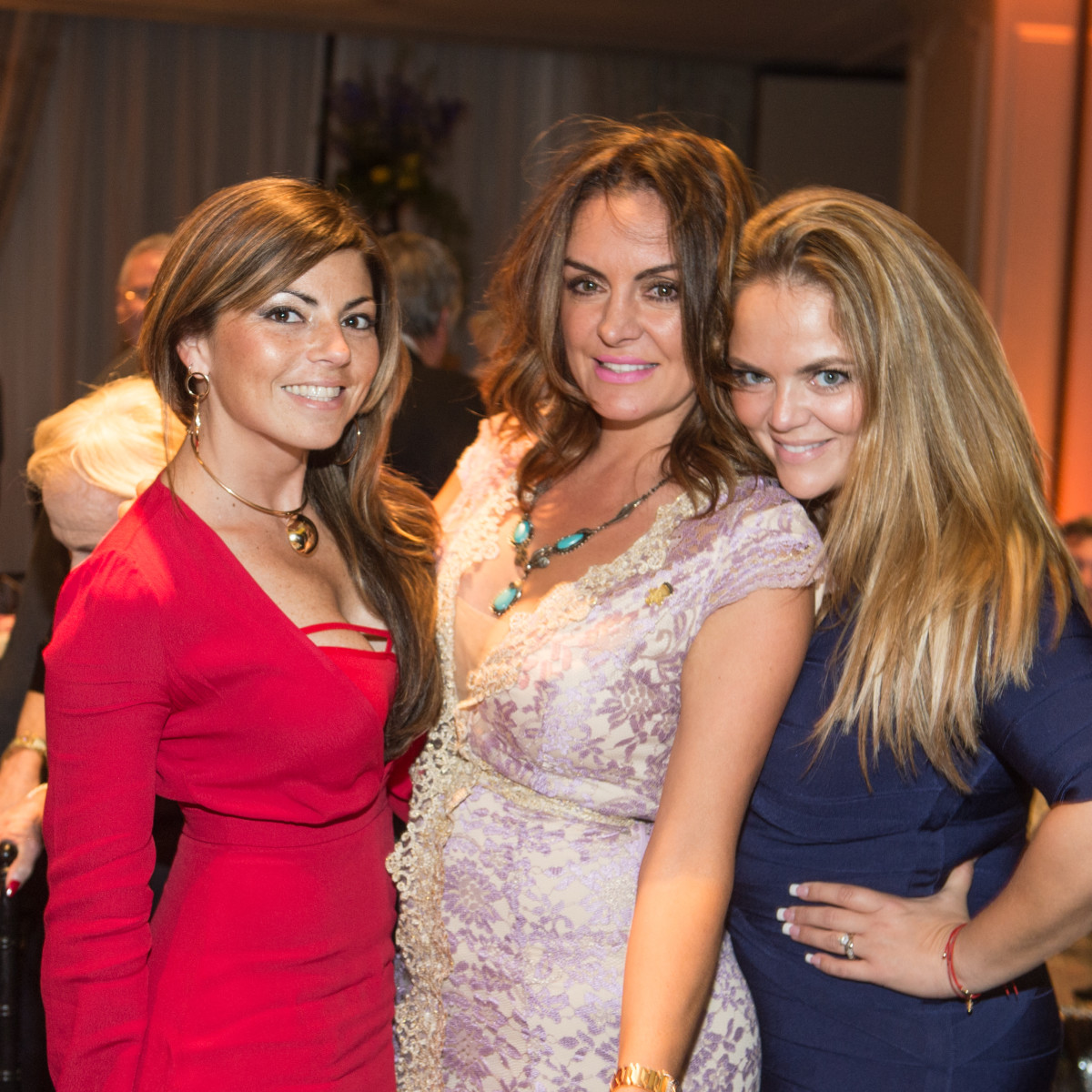 Be An Angel gala 5/16. Tatiana Paris, Carmina zamorano, Connie Zubizarreta