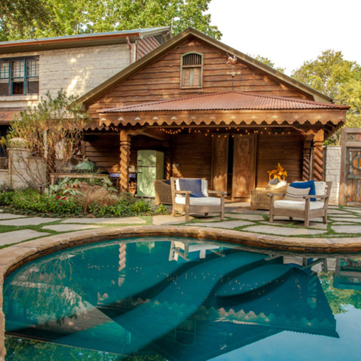 Dallas University Park home Houzz tour