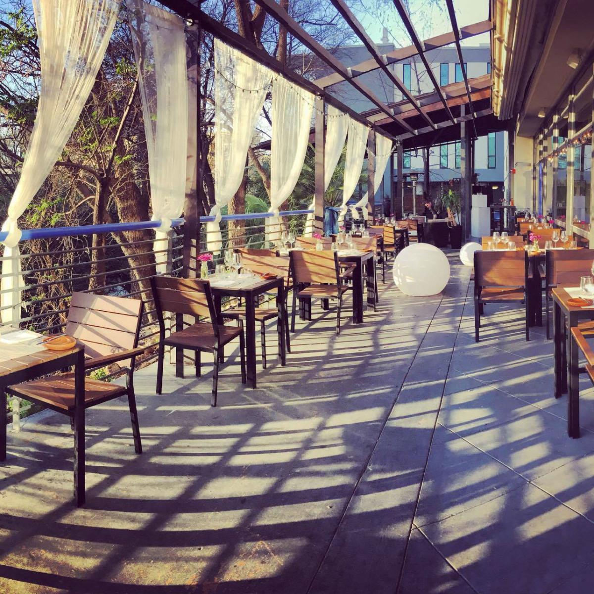 Prelog's patio