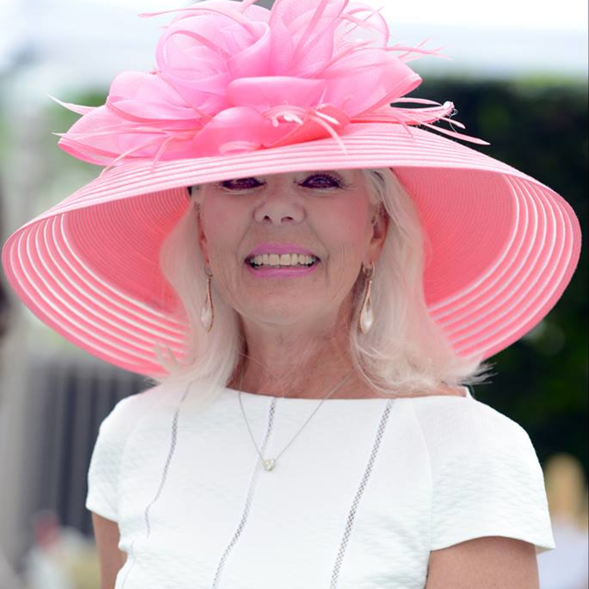 River Oaks Tennis Tournament hats, 4/16