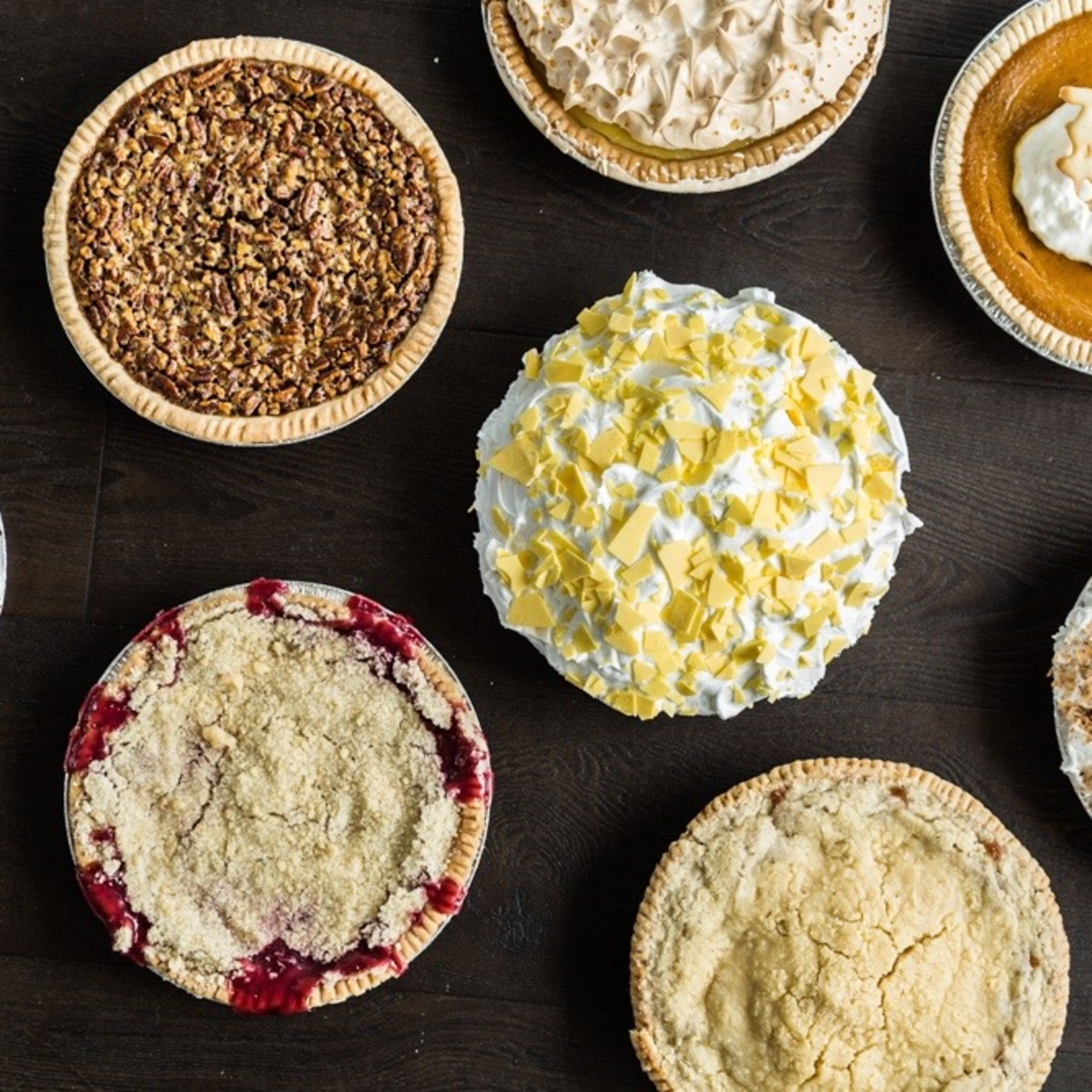 Petite Sweets pies