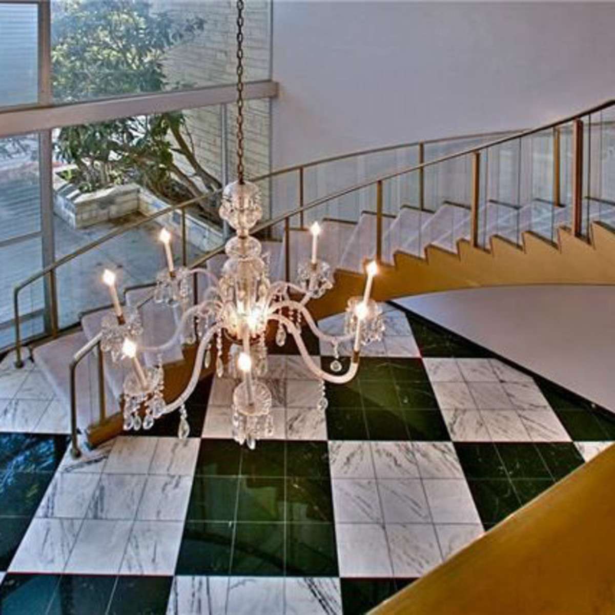 Foyer of Mayrath House