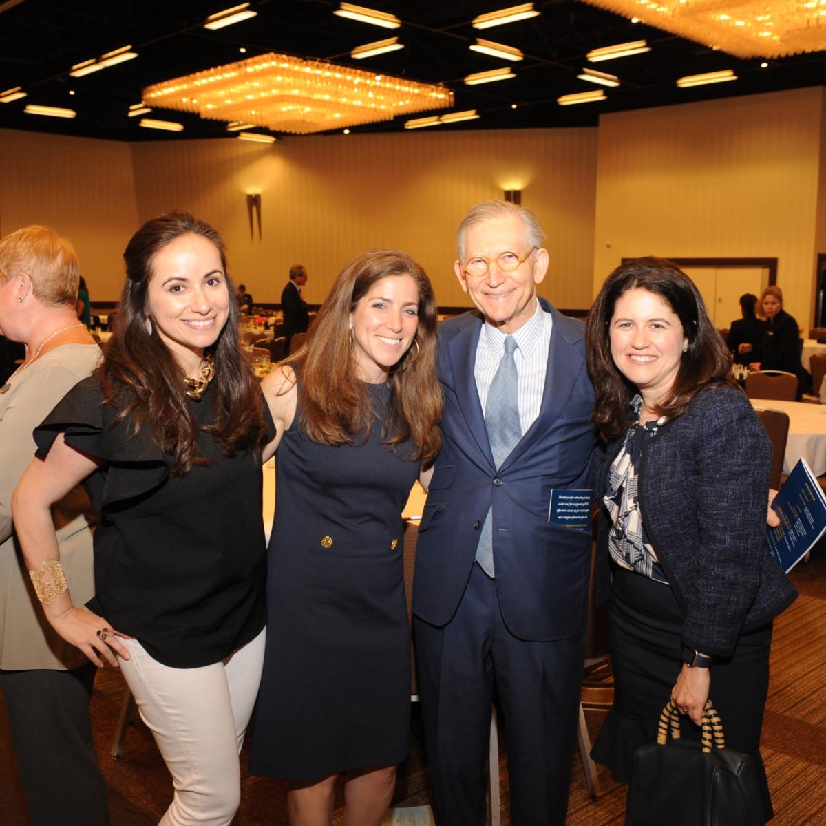 ADL Jurisprudence Award, 4/16 Greta Pliskin, Audrey Fersten, Charles Butt, Lisa Helfman
