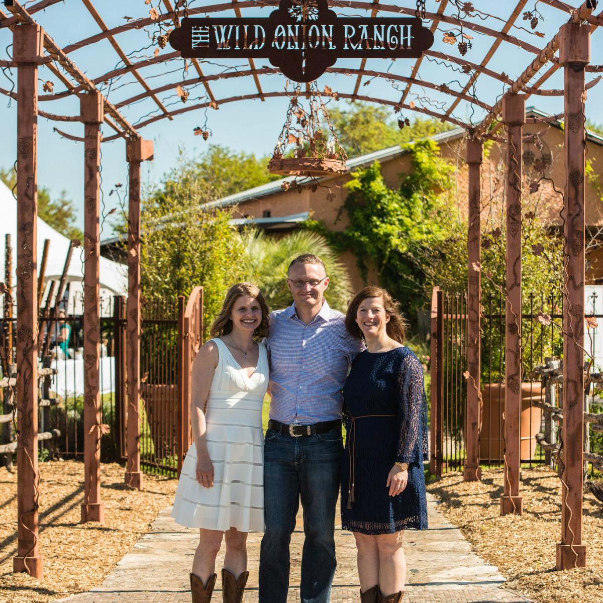 Bandana Ball April 2016 Ronald McDonald House Charities of Central Texas Wild Onion Ranch Alyssa Martin Garret Martin Carolyn Schwarz