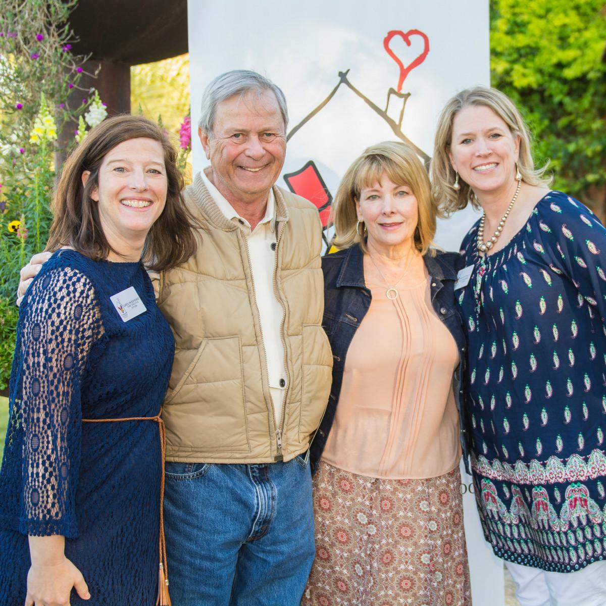 Bandana Ball April 2016 Ronald McDonald House Charities of Central Texas Carolyn Schwarz Denny Meyer Joanne Meyer Missy Strittmatter