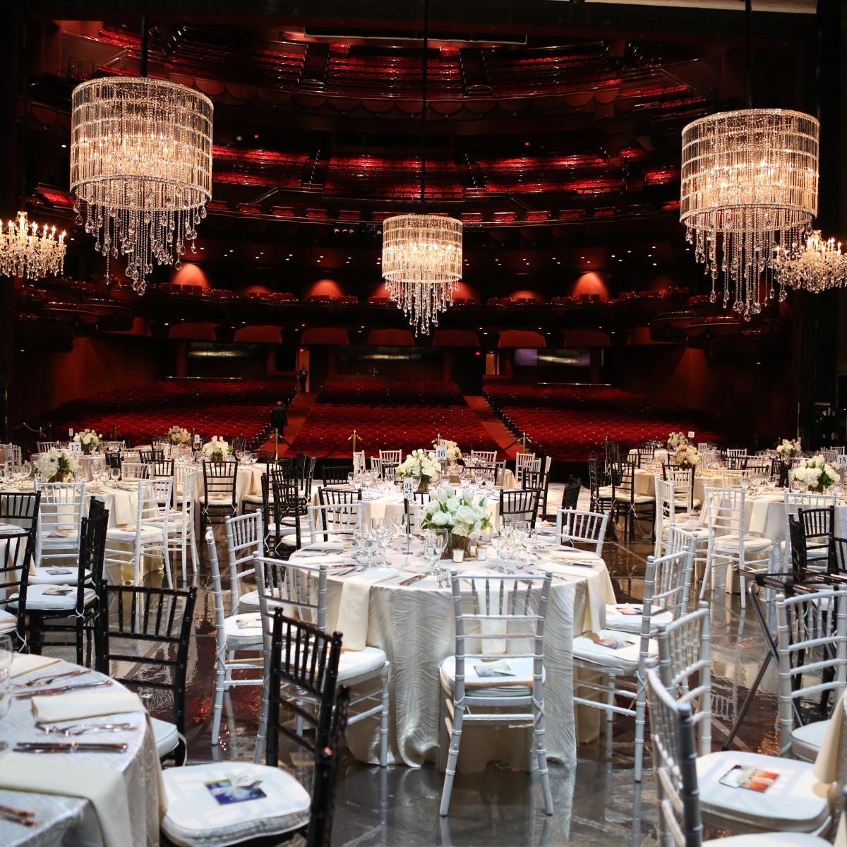 Mercury Gala, April 2016, A Fare Extraordinaire events