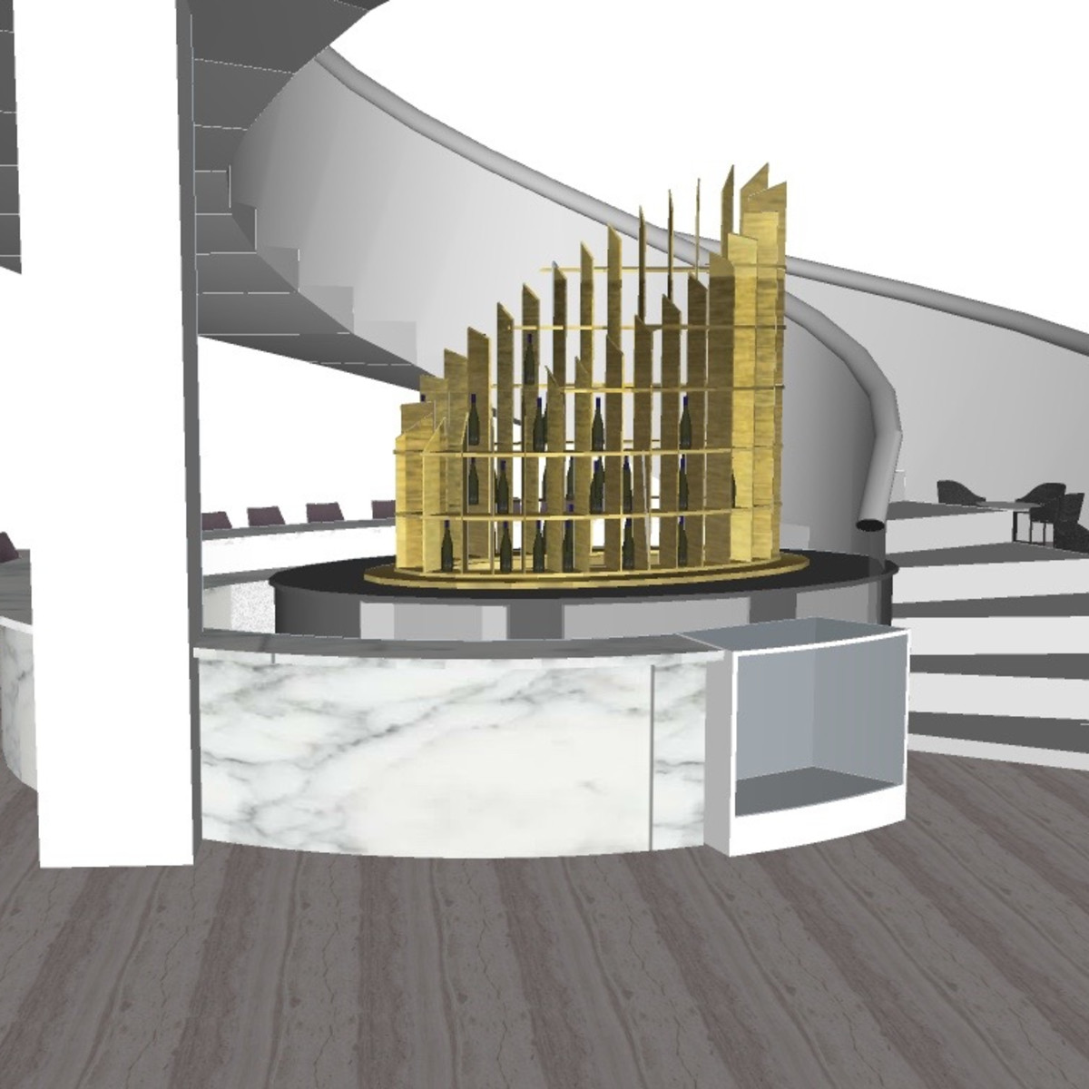 51Fifteen Satellite bar rendering