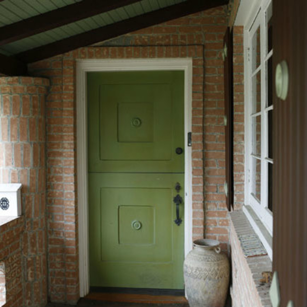 5106 Milam Charles Dilbeck house entry