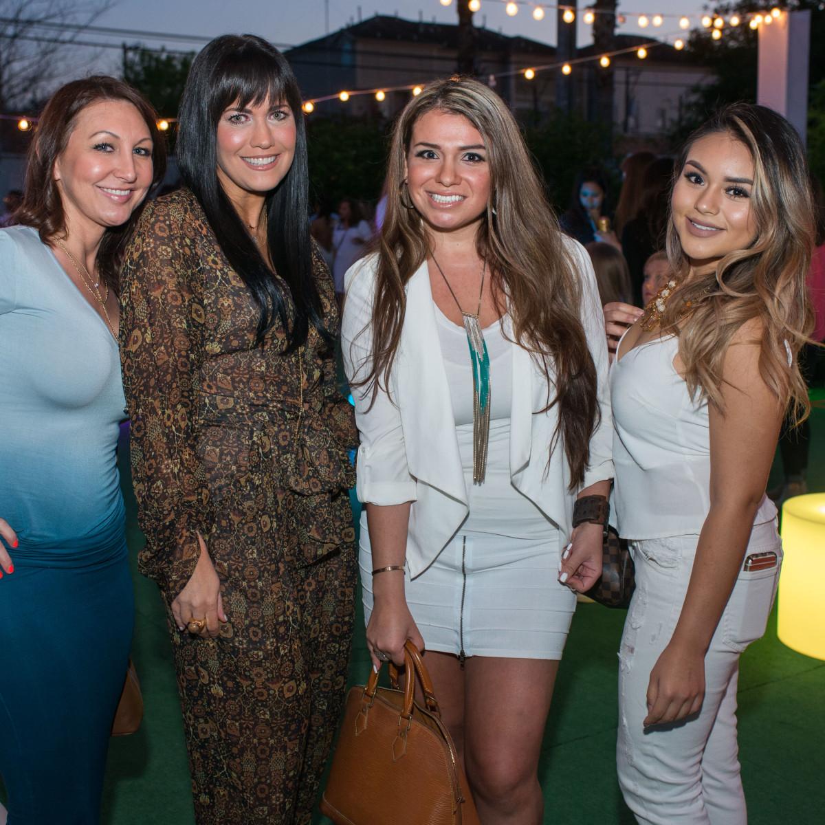 CultureMap Social, March 2016, Charlotte, Tiffany Halik, Karen Deamat, Jennifer Fuentes