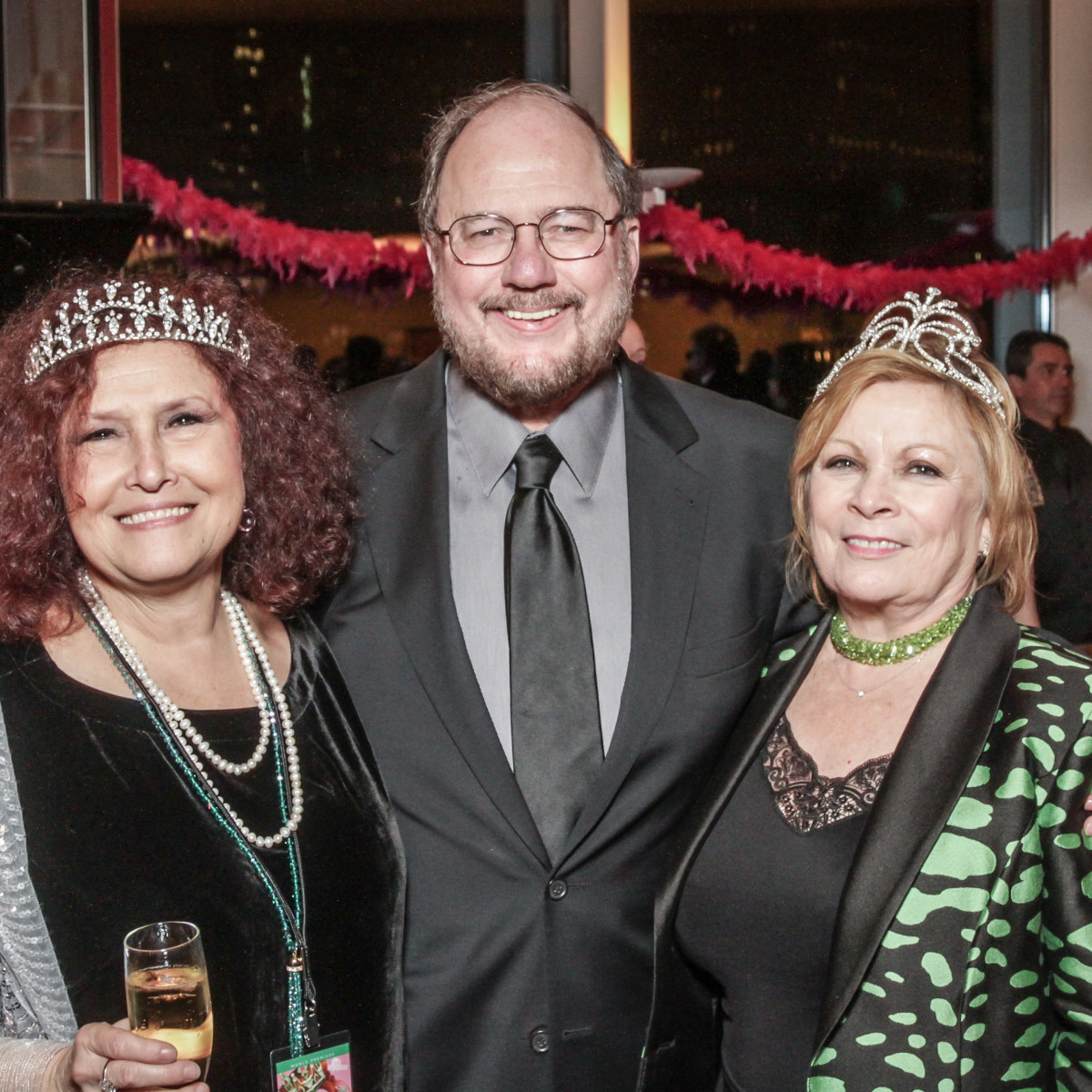 Melissa Manchester, Rupert Holmes, Sharon Vaughn at Sweet Potato Queens party