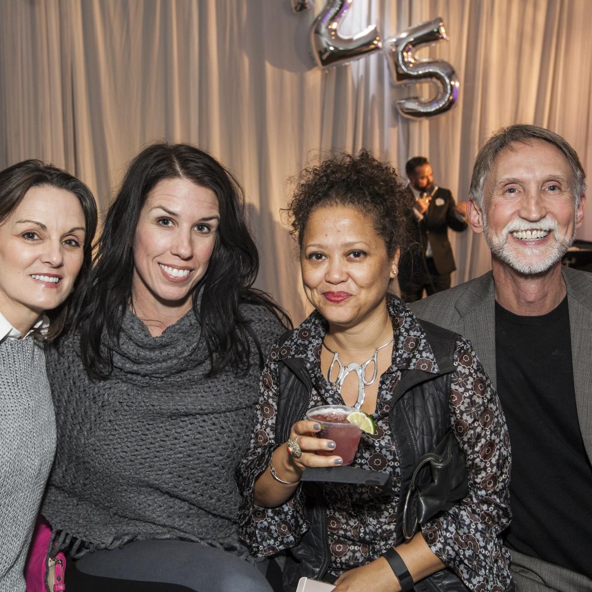 Lisa Koen, Melanie Ferguson, Maribel Lizardo, David Marquis