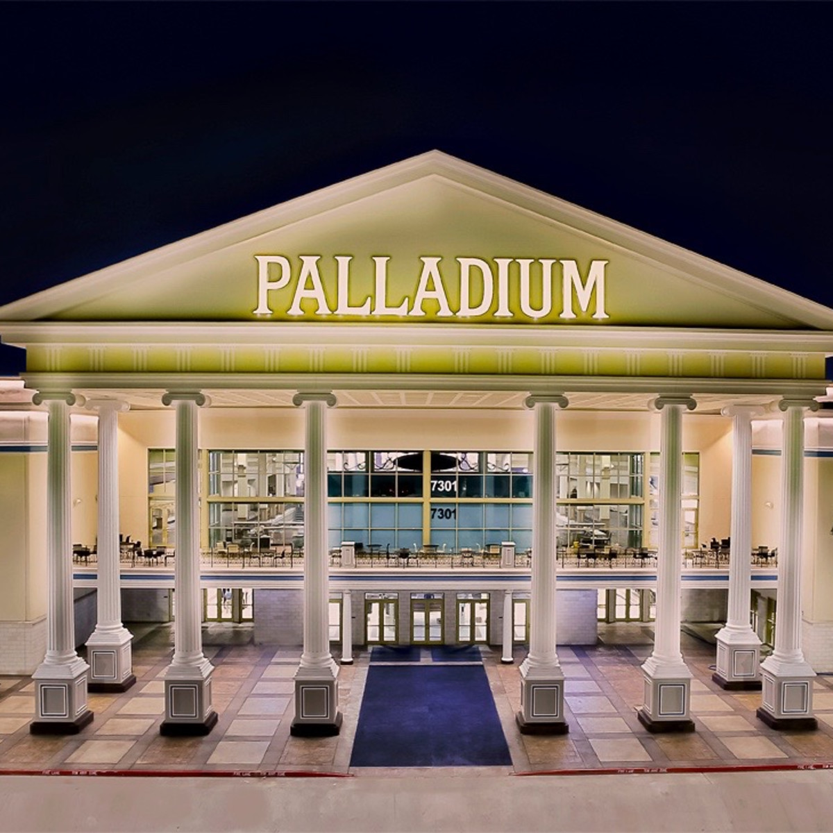 Santikos Palladium theaters in Richmond