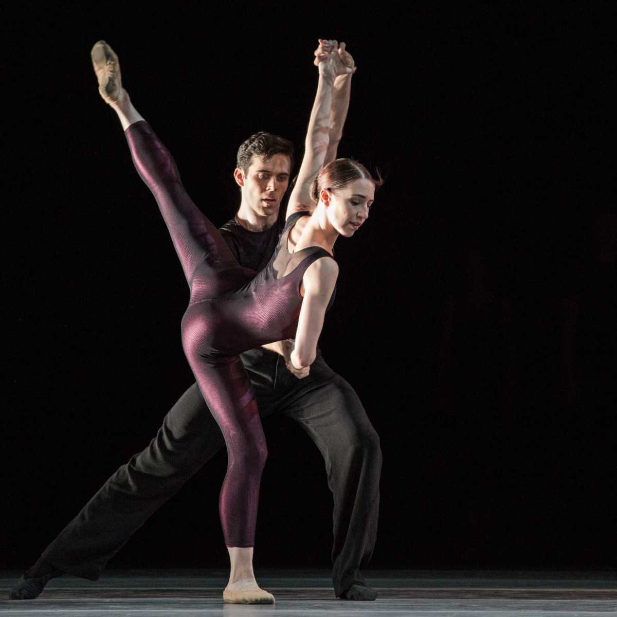 Houston Ballet Wings of Wax Jessica Collado and Connor Walsh
