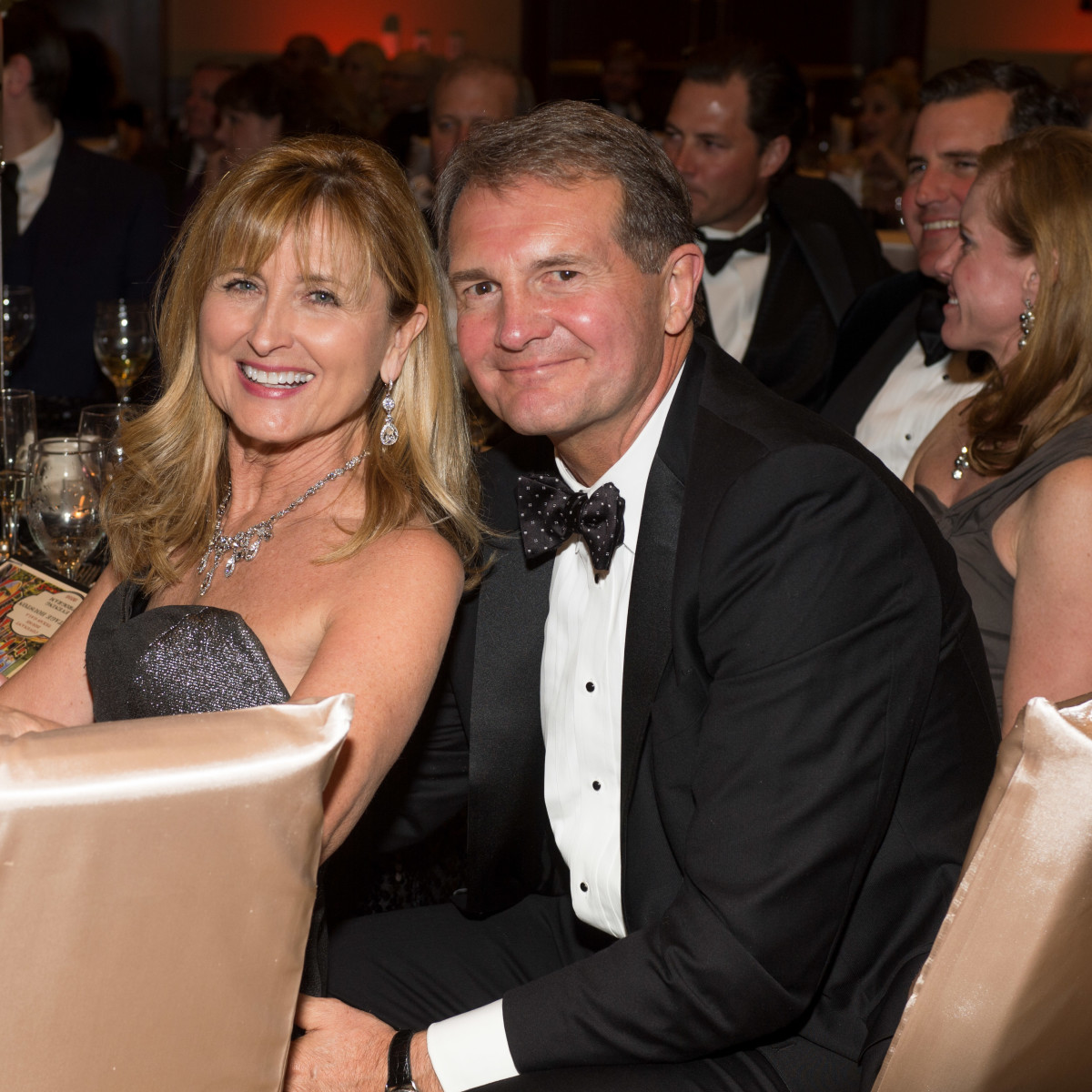 Covenant House Gala, March 2016, Marlene Nondorf, Kurt Nondorf