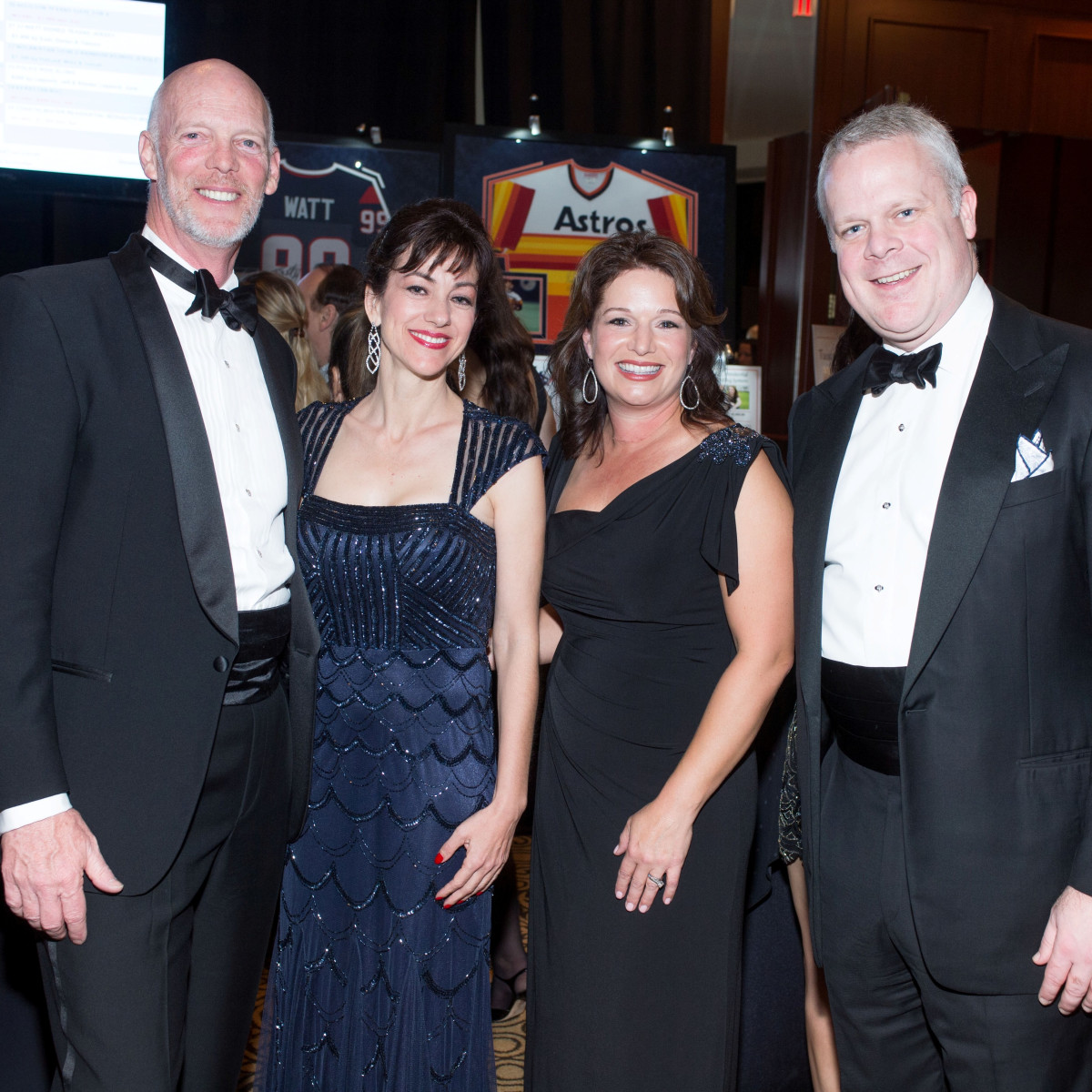 Covenant House Gala, March 2016, Fallon eagan, Susan McCommon, Kristen Carlson, Neal Carlson