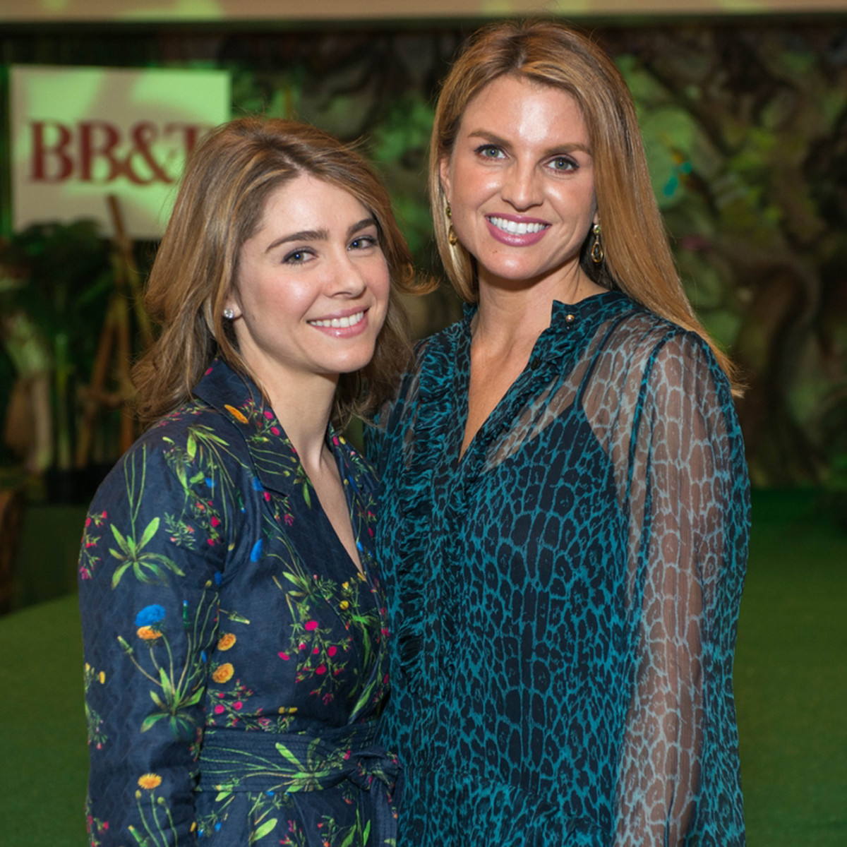 Houston Symphony Children's Fashion Show, March 2016, Rachel Volz, Lindley Arnoldy