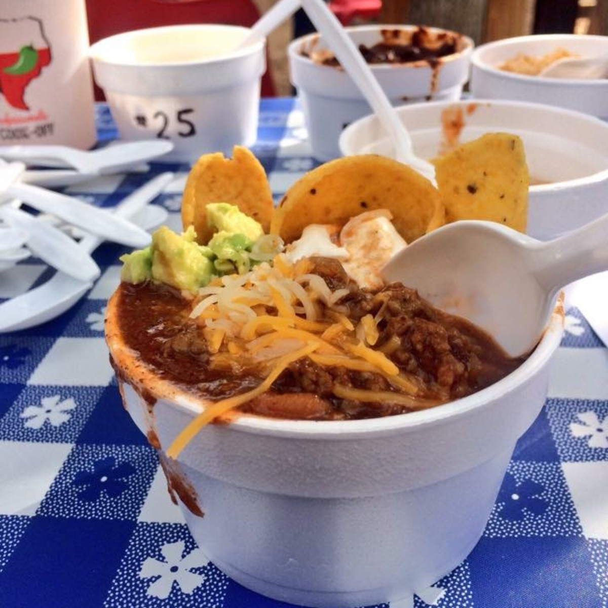 Casa de Esperanza chili cook-off, March 2016,