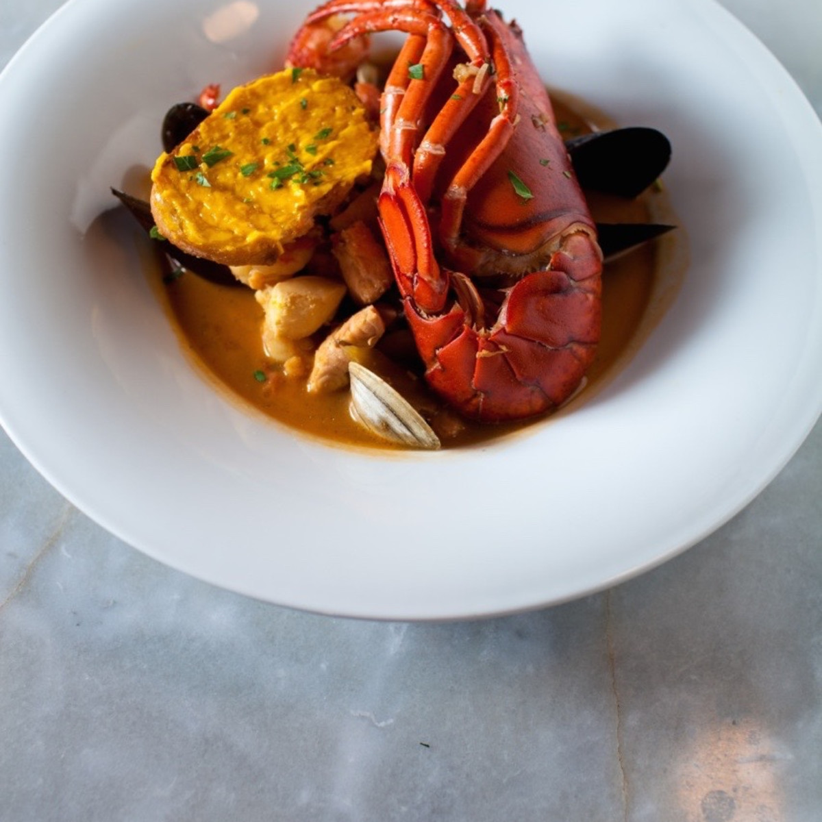 Toulouse River Oaks District Bouillabaisse