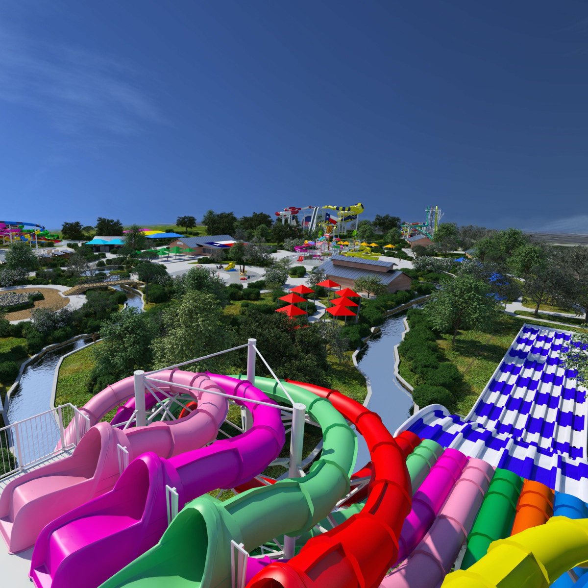 Typhoon Texas slide view