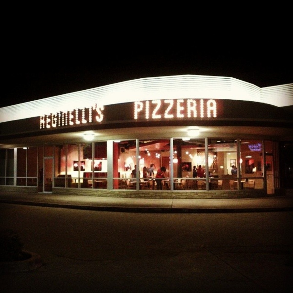 Reginelli's Pizza Bellaire