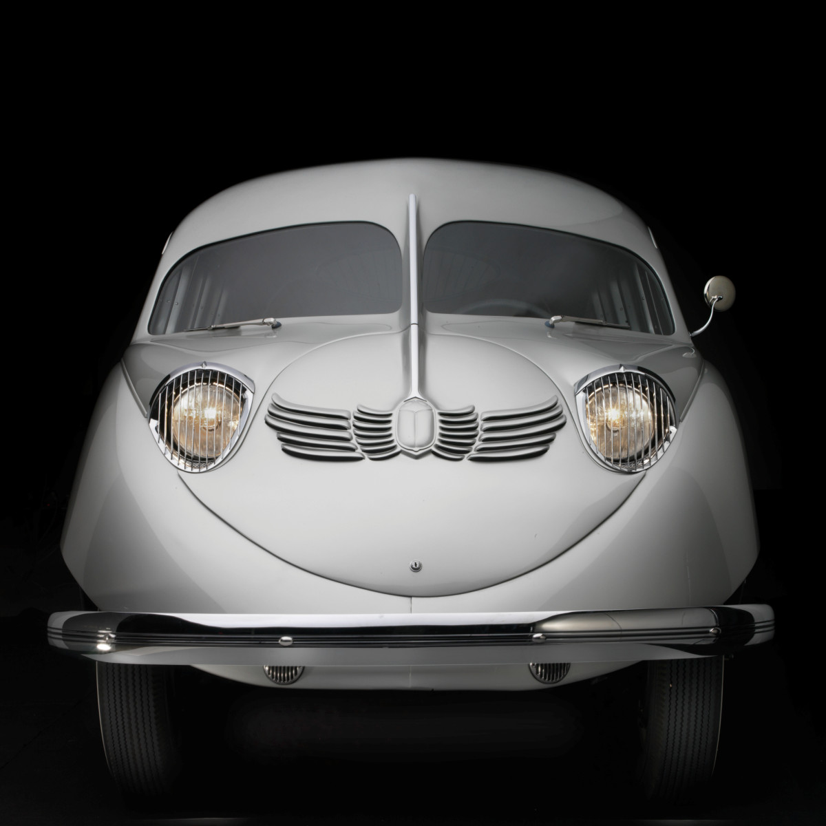 Sculpted in Steel, Stout Motor Car Company, Scarab, 1936