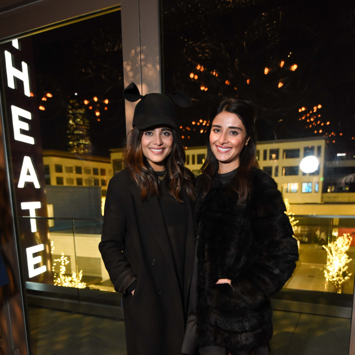 Heart of Fashion at the movies, Feb. 2016,Sarah Jawda, Saba Jawda