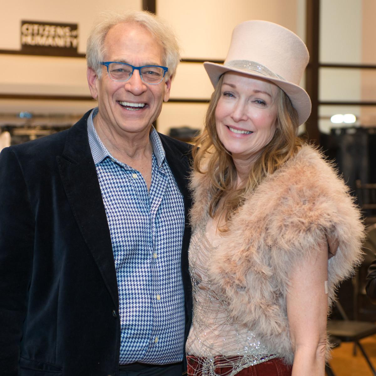 Tootsies Love's In Fashion, Feb. 2016, Mickey Rosmarin, Holly Waltrip