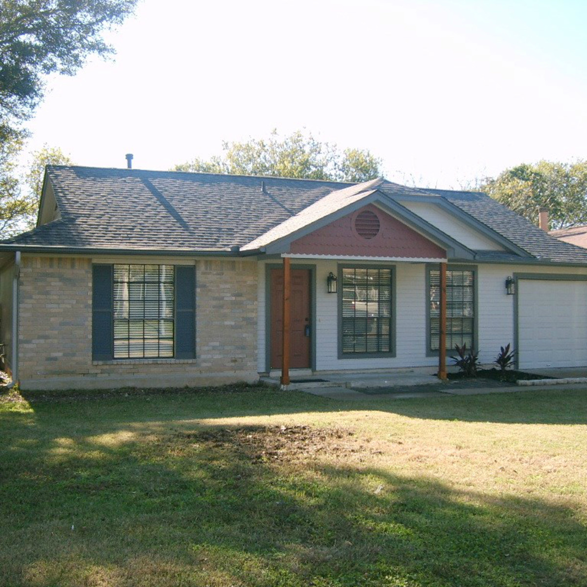 Austin home house 1405 Tuffit Lane 78753 February 2016 front