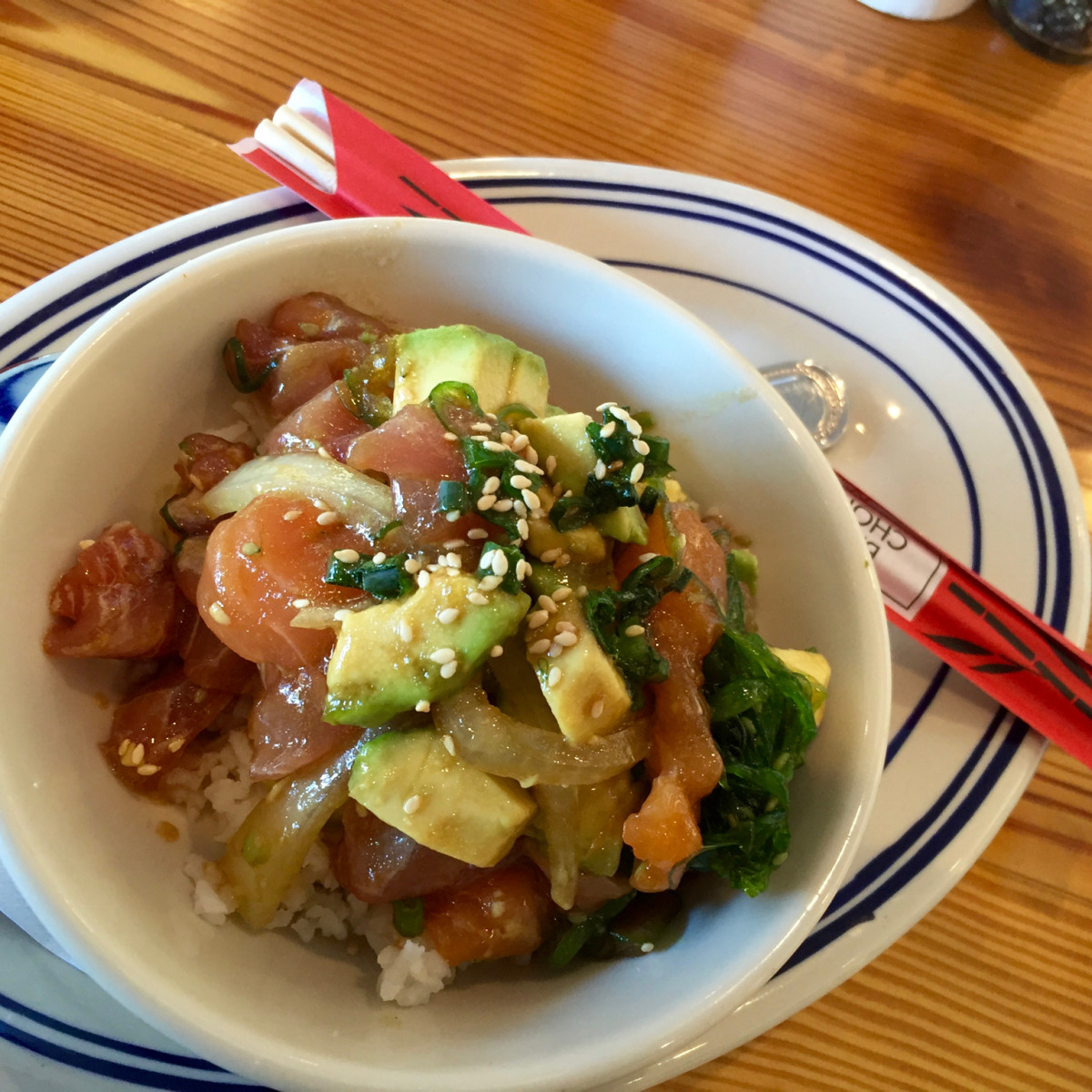 Little Liberty poke salad