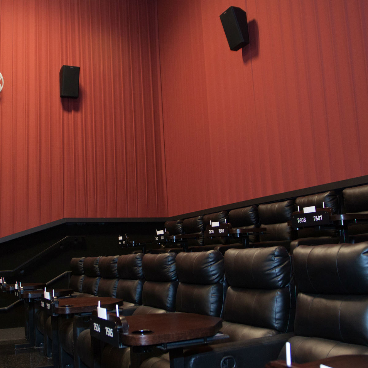 Seats at Alamo Drafthouse Dallas