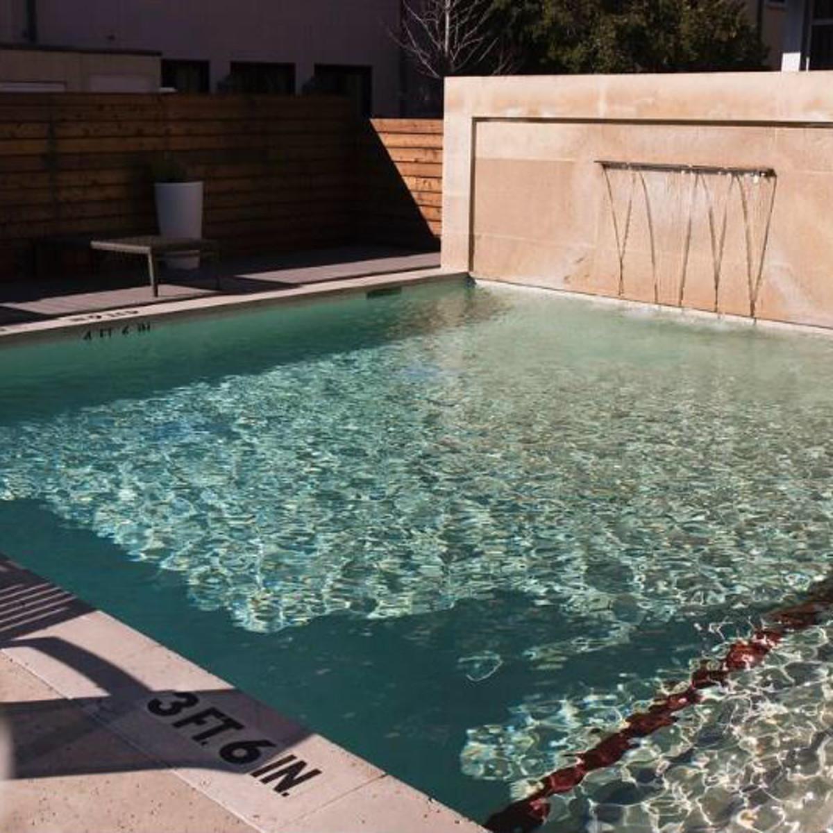 2608 Museum Way pool