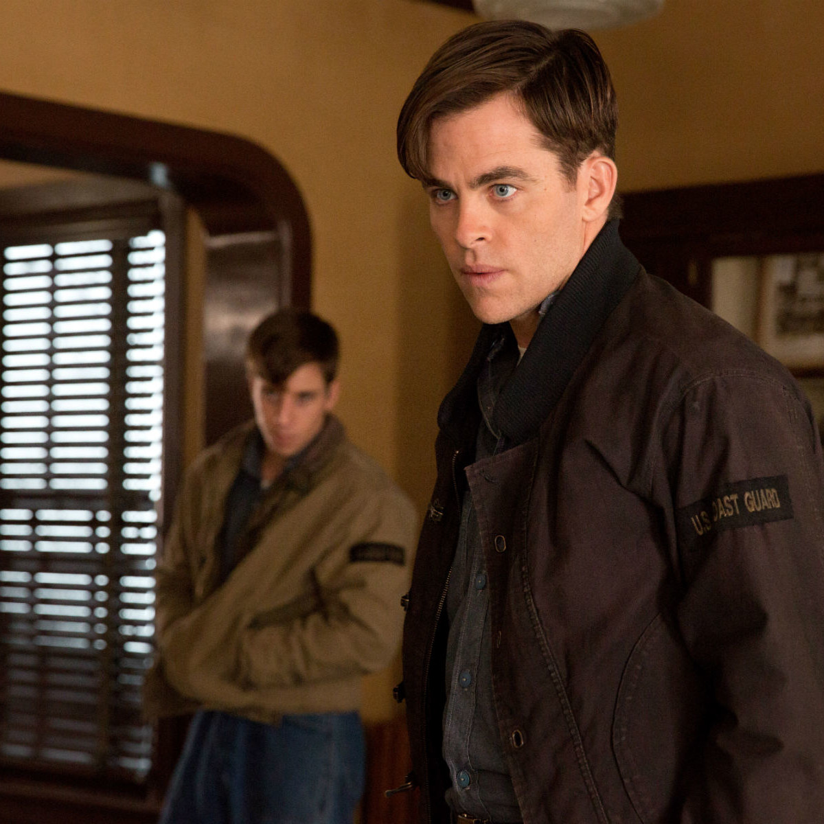 Chris Pine in The Finest Hours