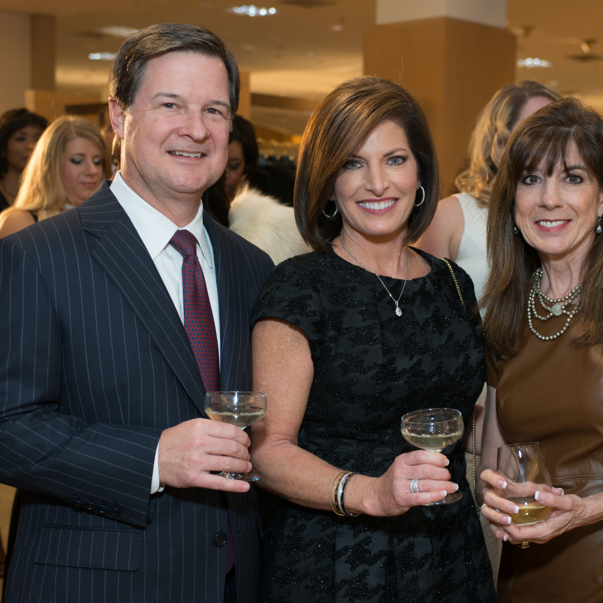 Best Dressed, Jan. 2016, Travis Sales, Sandy Sales, Pamela Walker