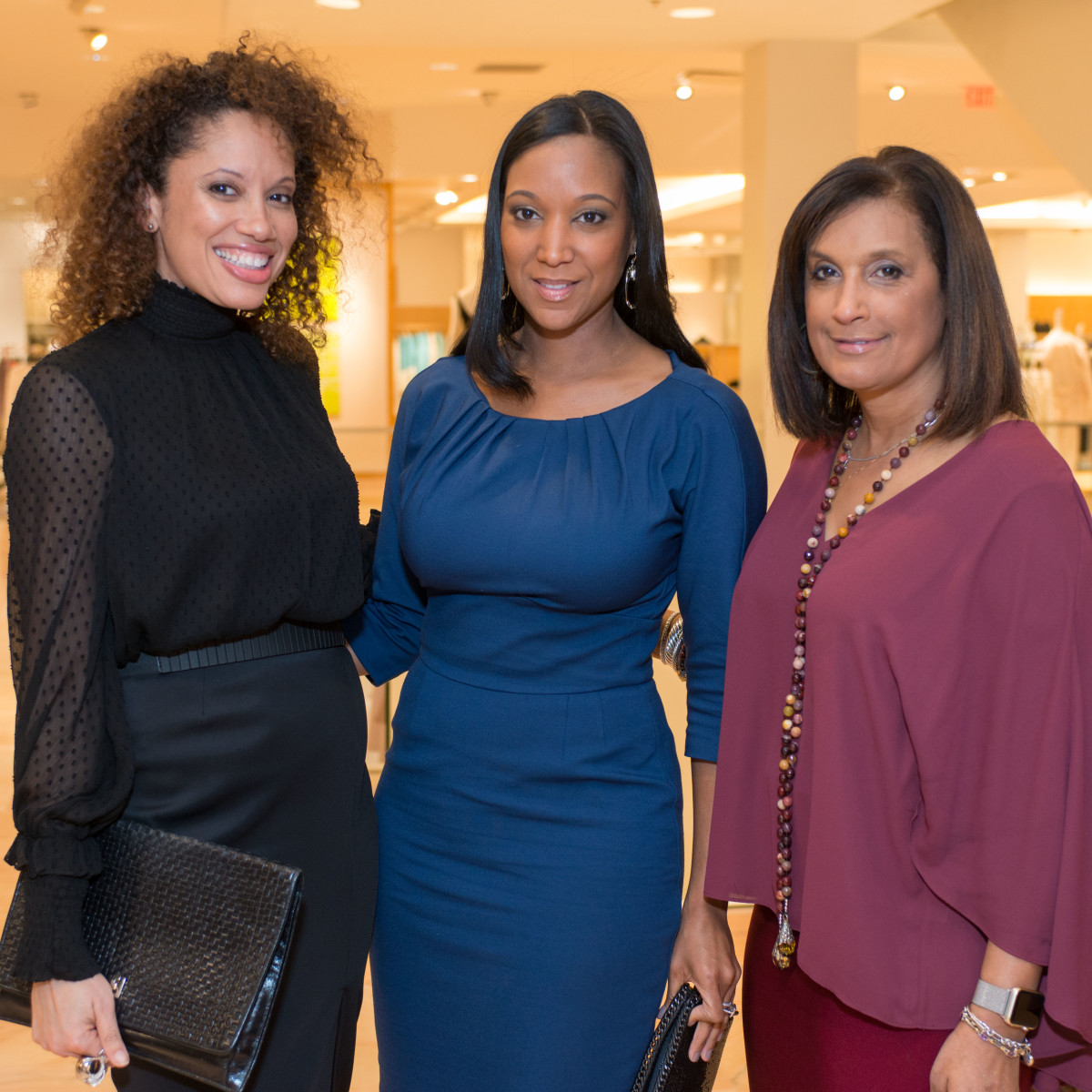 Best Dressed, Jan. 2016, Shonte Byrd, Loren Lane, Toni Altemus