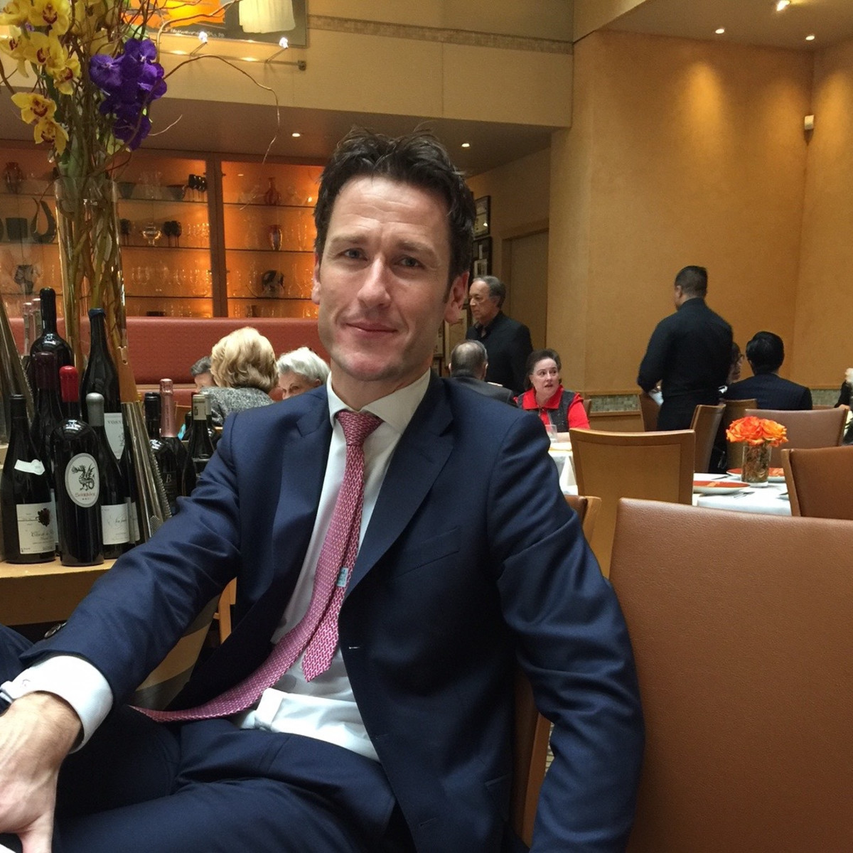 News, Ritz Hotel Paris, Christian Boyens, General Manager, Jan. 2016