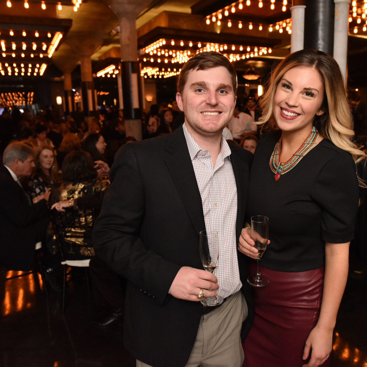 Houston, Truffle Chef Charity Challenge, January 2016, Josh Broussard, Mariah Evans