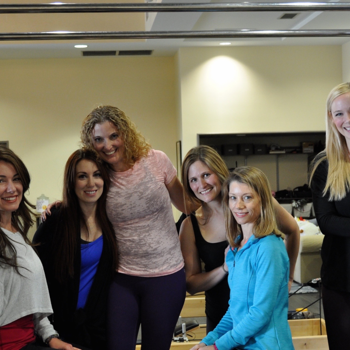Washington Ave Pilates staff cropped photo
