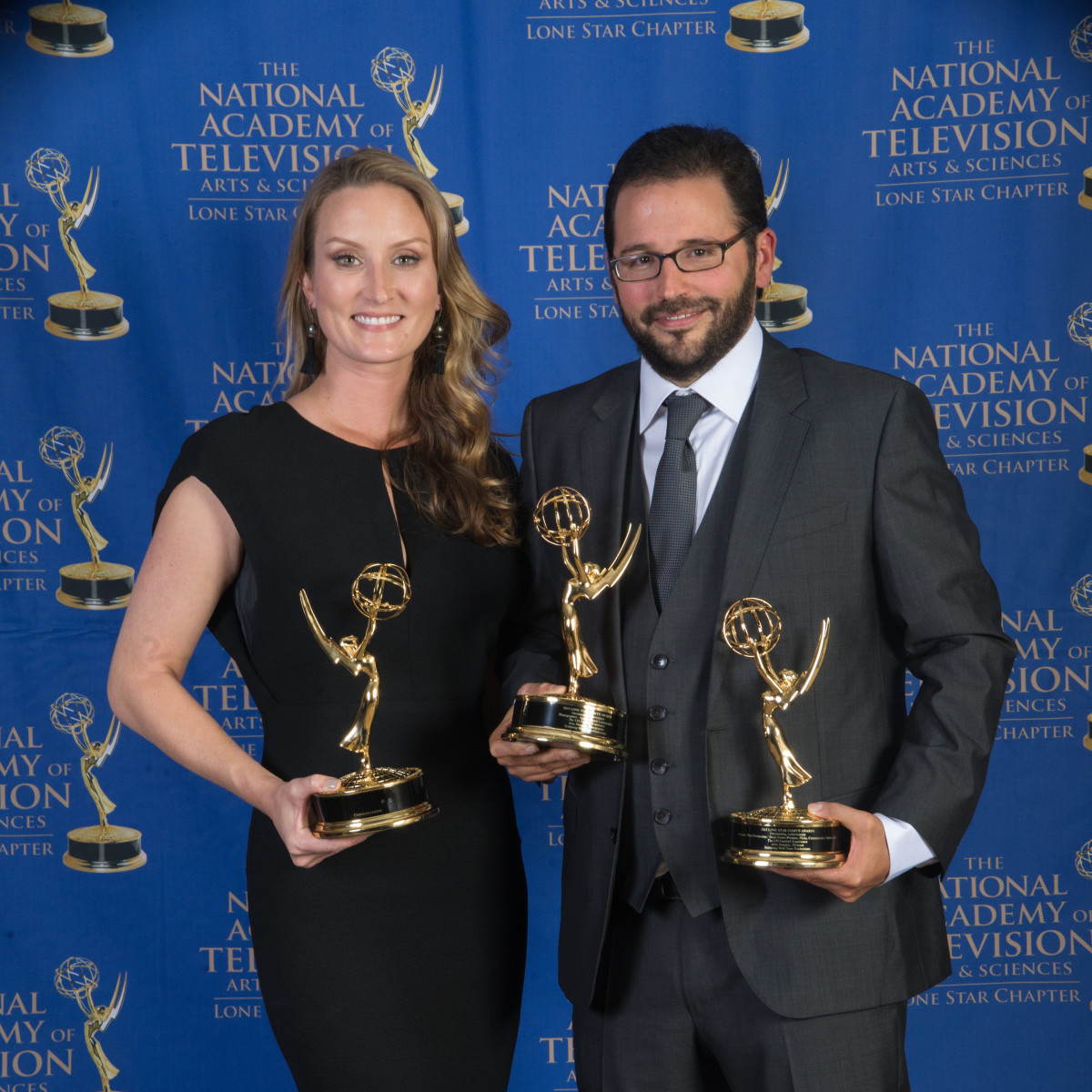 Whitney and Alex Douglas University of Houston film