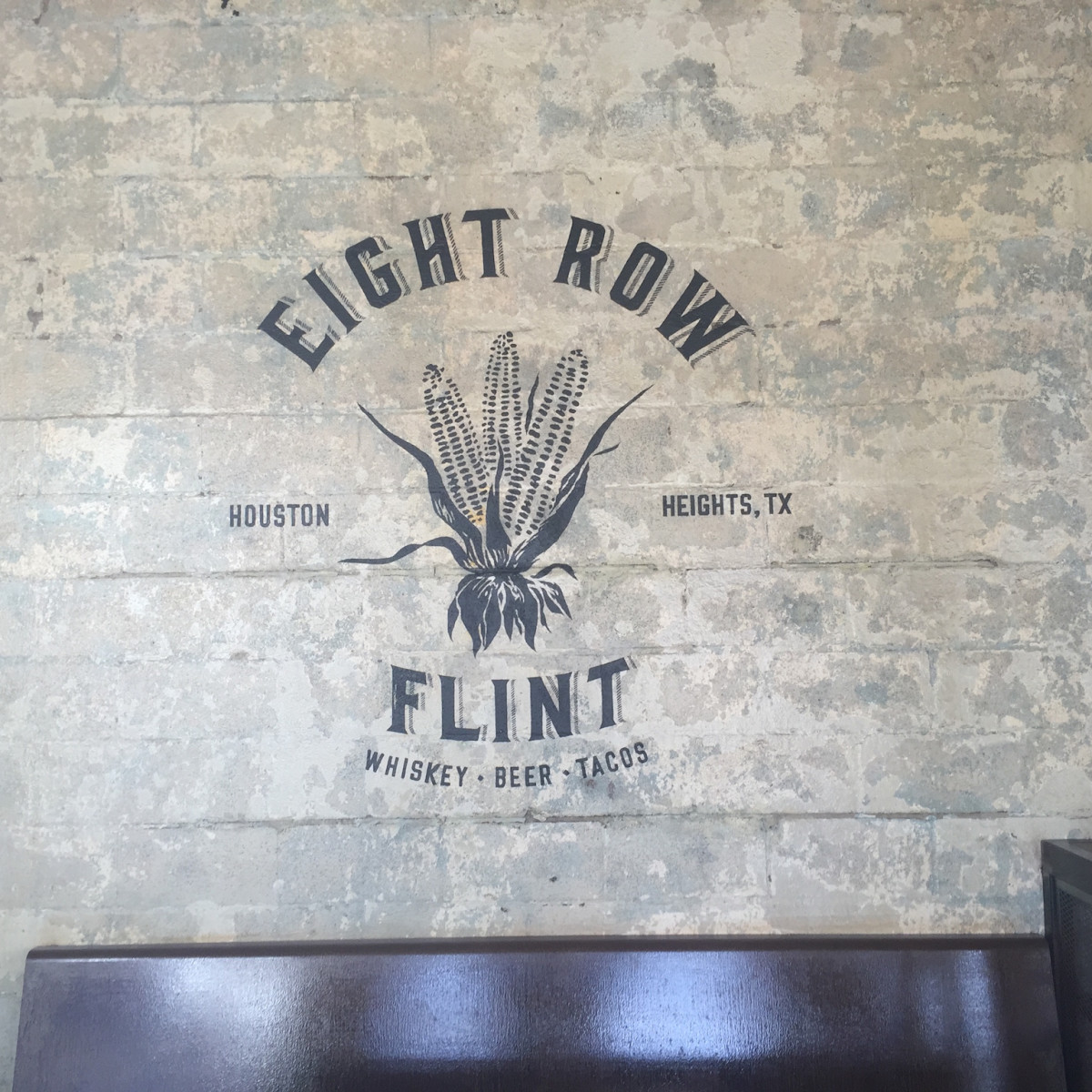 Eight Row Flint interior