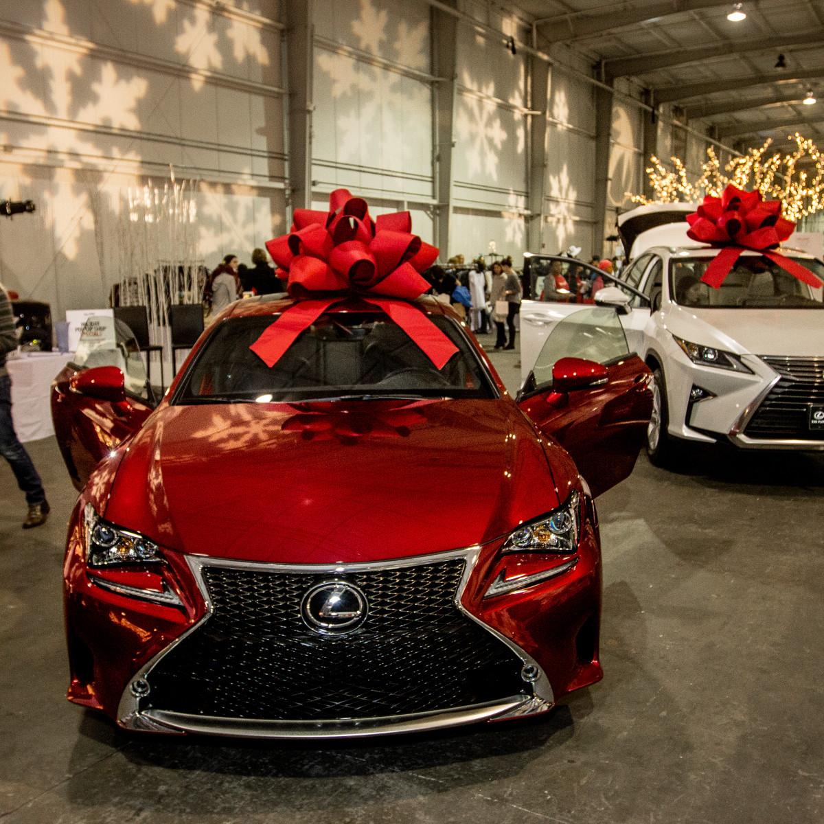 News, CM Holiday Pop-Up Shop, Dec. 2015, Lexus
