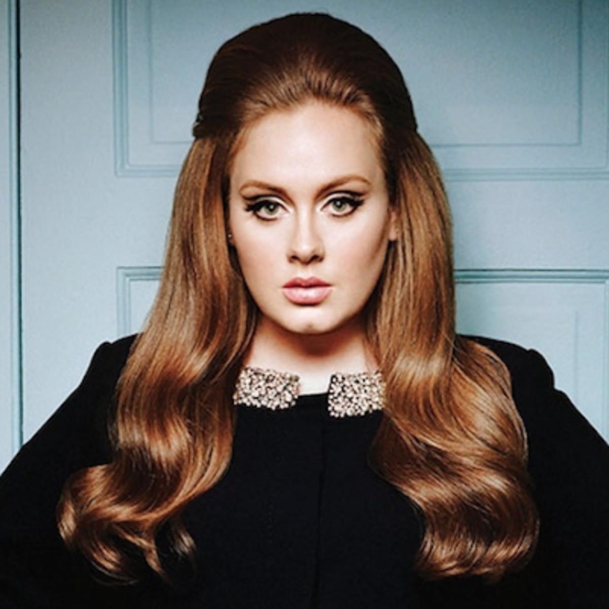 Adele promo photo
