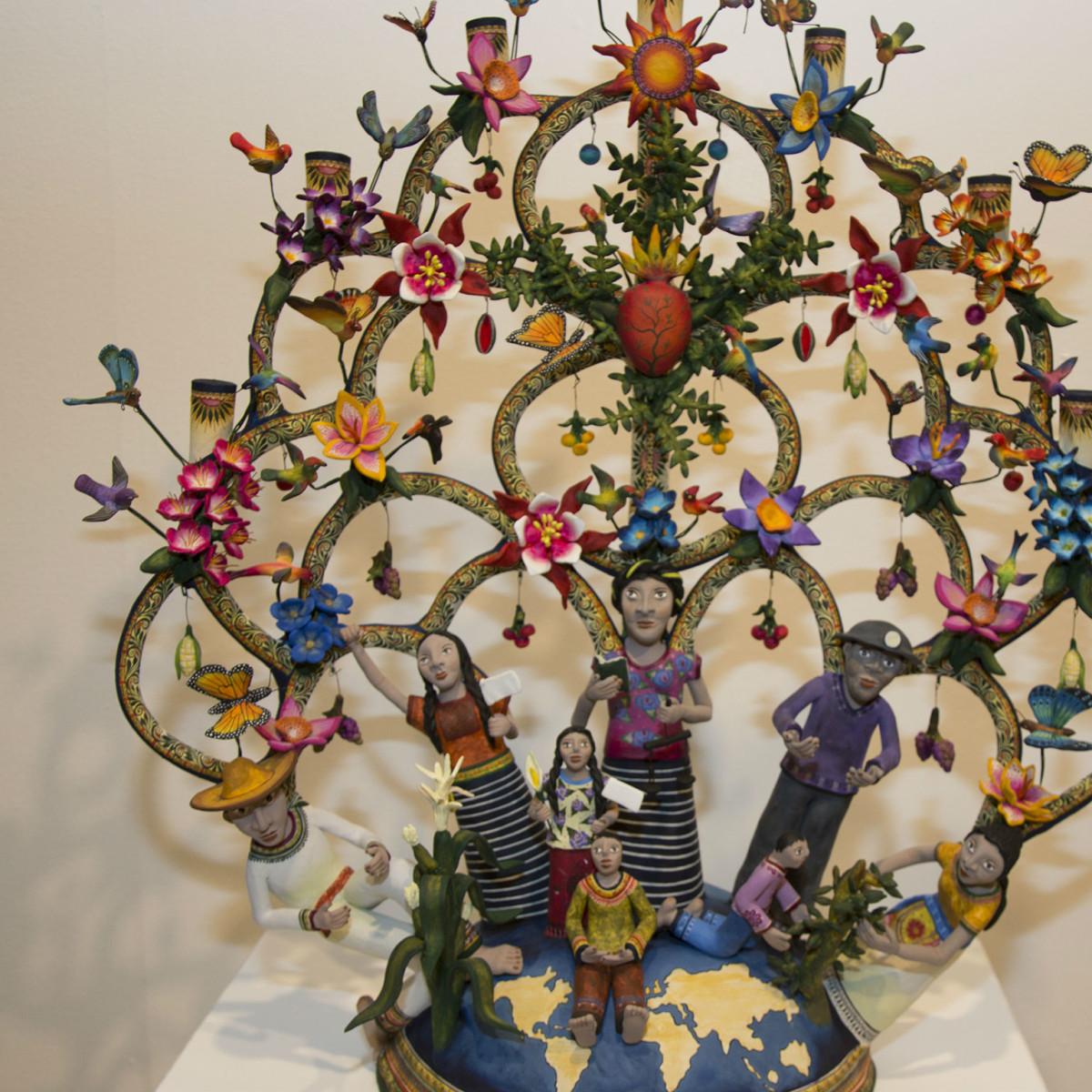Veronica Castillo Trees of Life